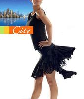 """Юбка латина для бальных танцев """"Нью-Йорк"""""""