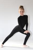 Комбинезон гимнастический (длинный рукав/леггинсы) ХБ ГК 5.03 FENIX ST