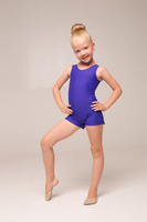 Комбинезон гимнастический (майка/шорты) ПА ГК 1.02 FENIX ST