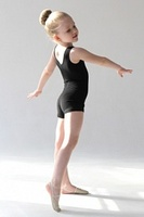Комбинезон гимнастический (майка/шорты) ХБ ГК 1.03 FENIX ST