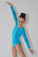 Купальник гимнастический с длинным рукавом ПА Г 9.02 FENIX ST