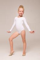 Купальник гимнастический с длинным рукавом ХБ Г 9.03 FENIX ST