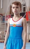 Купальник мужской для спортивной гимнастики СГМ 5.02Ш FENIX ST