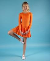 """Платье спортивное для бальных танцев Р 2.4 """"Шайн"""""""