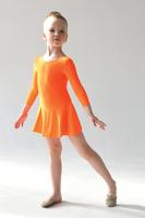 Купальник для художественной гимнастики с юбкой Г 5.02 FENIX ST