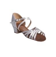 Туфли для бальных танцев Dancemaster арт.1713K