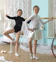 Купальник гимнастический боди для девочек SGB 200804