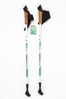 Палки для скандинавской ходьбы Finpole Star (белый, Финляндия)