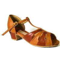 Туфли для бальных танцев Dancemaster арт.1212К