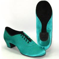 Туфли мужские для бальных танцев Dancemaster мод.410