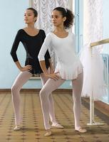 Купальник гимнастический с юбкой SGK 200821